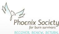 logo_phoenix  Phoenix Society for burn suvivors